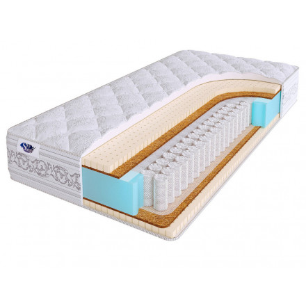 Матрас SkySleep «ETALON MEDIUM S500» 80x200